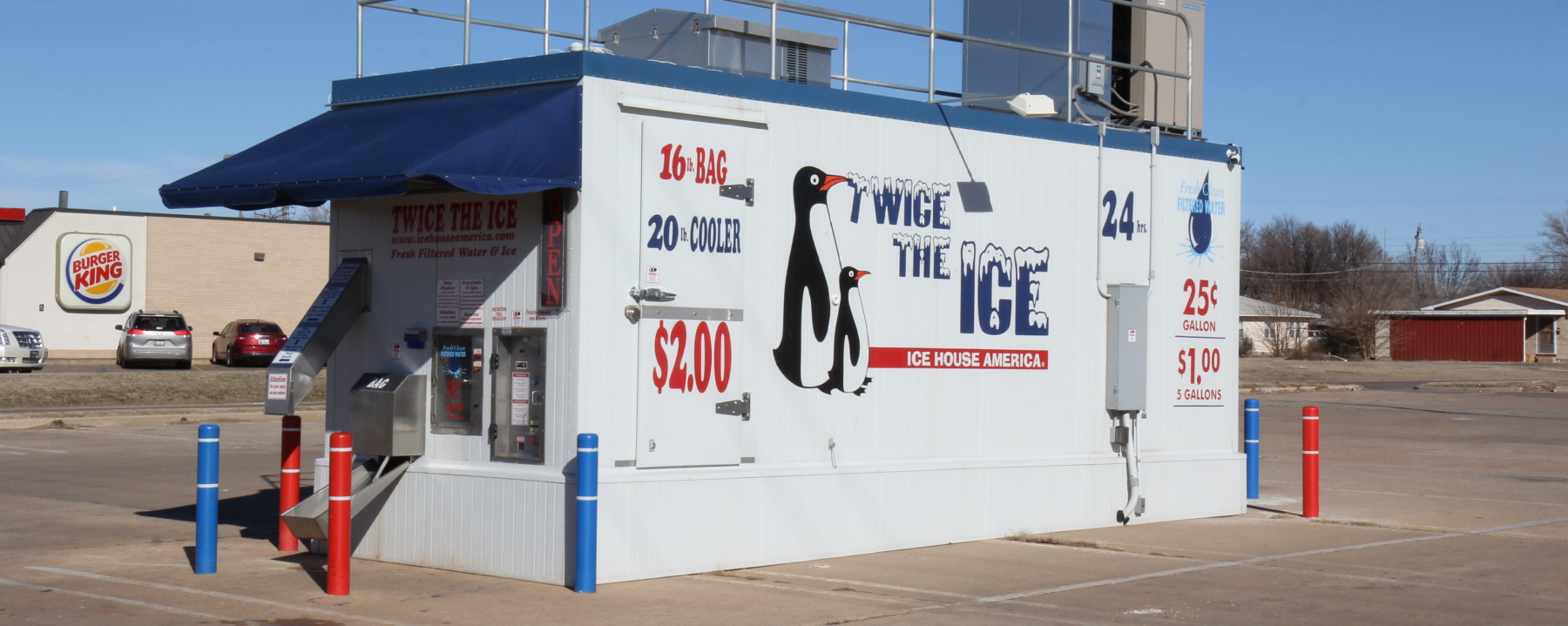 Enid Ice - Open 24 Hours A Day